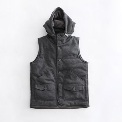 CURLY COMPRESSION VEST