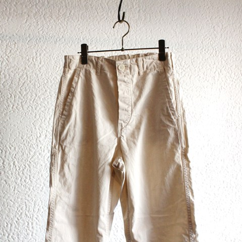 【orslow】 MENS'S FRENCH WORK PANTS