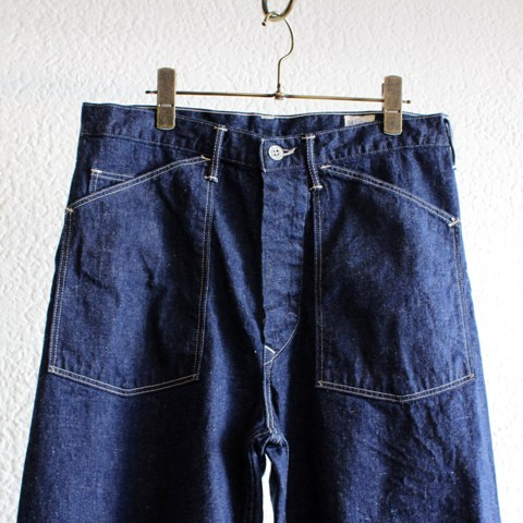 【orslow】MENS'S NO SEAM PANTS