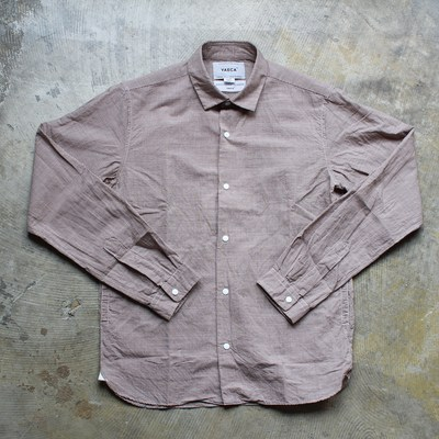 YAECAから秋のシャツ