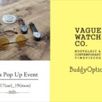 BuddyOptical & VAGUEWATCH ORDER FAIR!!